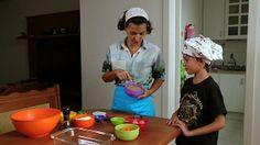 Gabriela Kapim faz uma receita de kibe vegetariano - Socorro! Meu Filho Come Mal - GNT