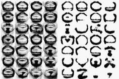 Typographie : il invente l'alphabet stach - Studio Cassette