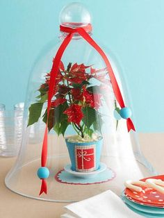 Also keeps your pet safe -- Give your home holiday style in a flash with these simple yet creative decorating projects.