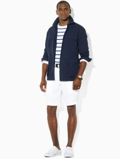 Polo Ralph Lauren  Palm Safari Jacket  Price: $295.00 | Sale Price: $219.99 via @valetmag