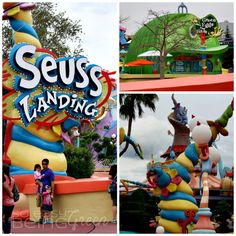 Why I would recommend Universal Studios Islands of Adventure to Parents with Toddlers!