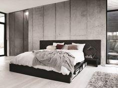 #mur #brut #beton