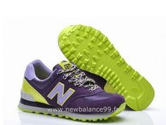 Buy New Balance 574 Womens Grade School Purple Grey Neon Green For Sale  from Reliable New Balance 574 Womens Grade School Purple Grey Neon Green  For Sale ... 6aa32c745f2e