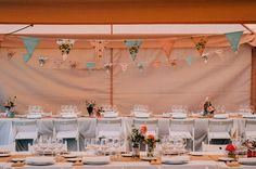 Rebeca y David, boda vintage con aire afrancesado | AtodoConfetti - Blog de BODAS y FIESTAS llenas de confetti