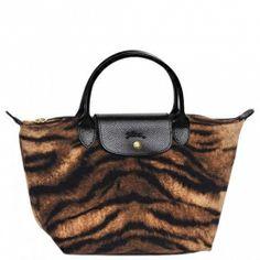 Longchamp - Sac shopping 'Pliage'