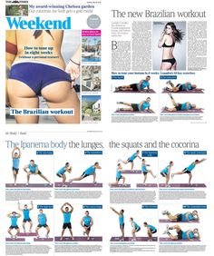 Brazilian Workout