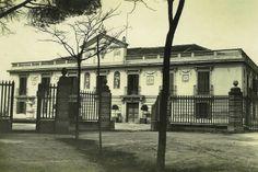 Palacio de la Moncloa (antes de la guerra civil)