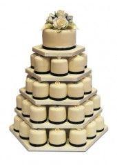 individual cakes 714 white sugar daisies cake design on specialist birthday cakes edinburgh
