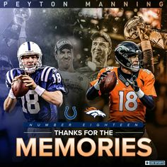 Peyton Manning Officially Retires 3/7/2016