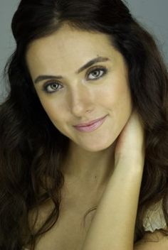 Turkish Actress, Dilşad Şimşek
