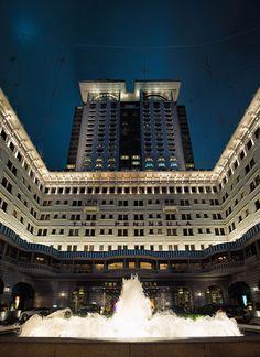 The Peninsula Hotel, Hong Kong.