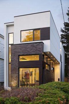 A Casa Linear / Green Dot Architects | ArchDaily Brasil