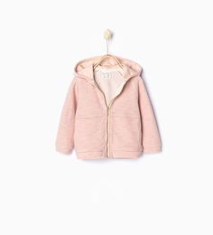 ZARA - COLLECTION AW15 - Sweatshirt with elbow patches