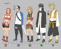 osy057's Ninja Group by osy057 on DeviantArt