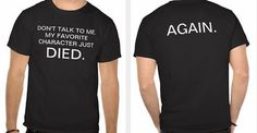 I want this shirt :o