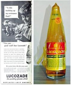 We only ever had this to drink now and again when we werent well! We only ever had this 1970s Childhood, My Childhood Memories, Old Sweets, Retro Sweets, Smoothies For Kids, Old Money, Retro Toys, Do You Remember, My Memory