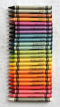 1990 crayola crayons crayola crayons pinterest crayons