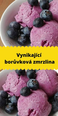 Smoothie, Blueberry, Food And Drink, Ice Cream, Fruit, Drinks, Breakfast, No Churn Ice Cream, Drinking