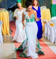 African Bridesmaid Dresses, Long African Dresses, African Wedding Attire, Latest African Fashion Dresses, African Print Fashion, African Attire, Ankara Fashion, African Print Wedding Dress, Africa Fashion
