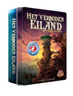 Het Verboden Eiland - coöperatief spel, al goed te doen vanaf 8 jaar!