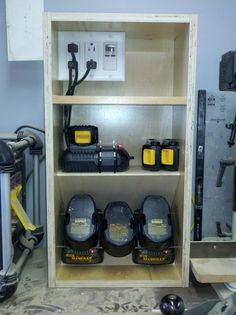 Tool Consolidation and Portability - by Kabashu @ LumberJocks.com ~ woodworking community