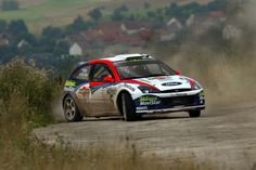 Colin McRae 2002-  Ford Focus - Action.