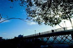 El puente del Viaducto fue inaugurado en el año 1907 y recibió la denominación de Canalejas en honor al diputado a Cortes por el distrito de #Alcoy, D. José Canalejas Méndez. #Alcoi #puentes
