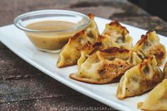 The Kitchenista Diaries: Thanksgiving Pot Stickers