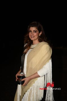Twinkle Khanna  at Hello! Hall of Fame Awards 2