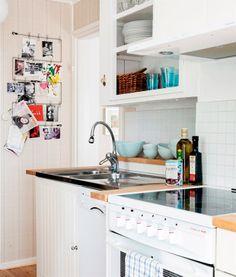 Paredes incríveis. Confira: http://www.casadevalentina.com.br/blog/materia/casa-renovada-paredes-incr-veis.html  #decor #decoracao #interior #design #wall #modern #parede #moderna #kitchen #cozinha #casadevalentina