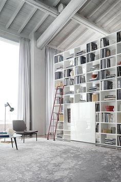Lema. Este fin de semana se lo dedicamos a la lectura... http://www.lemamobili.com/it/