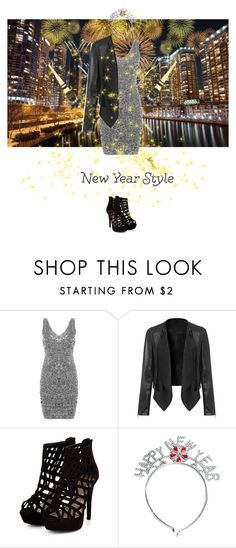 """HAPPY NEW YEARS GUYS!!!!"" by saranghandamiina ❤ liked on Polyvore featuring stylishpanda"