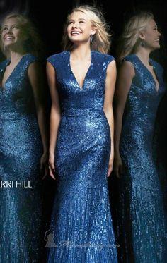 Sherri Hill #luxurydotcom