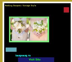 Wedding Bouquets Vintage Style 175009 - The Best Image Search