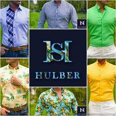 Noile camasi HULBER au un design puternic, plin de culoare si sunt realizate dintr-o tesatura din bumbac 100% sau din in. Puteti comanda deja la tel 0735610130 sau direct pe hulber.ro I CLICK aici: https://www.hulber.ro/camasa-barbati/camasi-casual.html