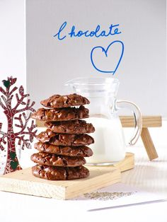 GF Chocolate Puddle Cookie — gluten-free, grain-free and dairy-free too!