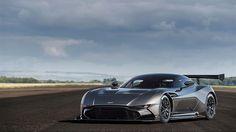 Une conversion route pour l'Aston Martin Vulcan | le blog auto