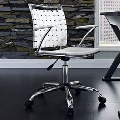 Modway Fuse Mid-Back Adjustable Office Chair