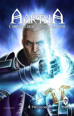 Aartha, Chronicles of the No Lands Pedro M. Andreo Xabi Gaztelua #fantasy #nolands #aartha
