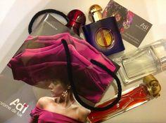#ysl #organza #perfumes