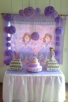 Convites Digitais Simples Convite Infantil Princesa Sofia