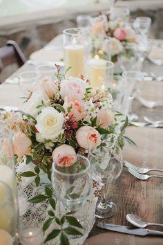Tasteful and Elegant Wedding Reception Décor. http://www.modwedding.com/2014/02/10/tasteful-and-elegant-wedding-reception-decor/ #wedding #weddings #reception #ceremony #centerpiece #bouquet