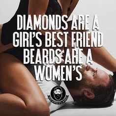 @stevemontanye Diamonds are a girl's best friend