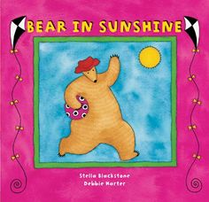 Enjoy the seasons with Bear! This picture book is available in both paperback and board book formats.