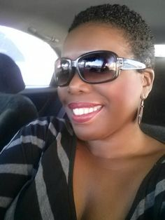 Twa in car style - Brunette, Very short hair styles, Readers, Female, Adult hair, Teeny weeny afro, Curly kinky hair, 4c Hairstyle Picture