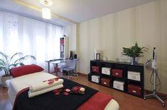 Cabina Blanca Centro de masaje y terapias alternativas guiomar- Madrid