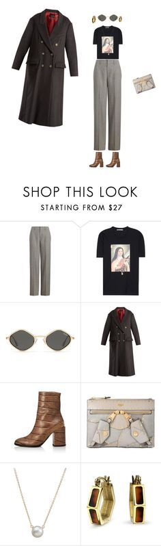 """""""G.A.L.A-18 💊"""" by nicole-hernandez-vi on Polyvore featuring moda, Christopher Kane, Isabel Marant, Moschino, Dogeared y Bling Jewelry"""