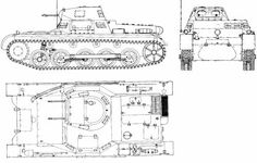 Sd.Kfz. 101 PzKpfw I Ausf.B