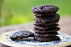 Rya Pie: BlackBerry Brownie Cookies