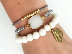 Moon Dance Bracelet Stack
